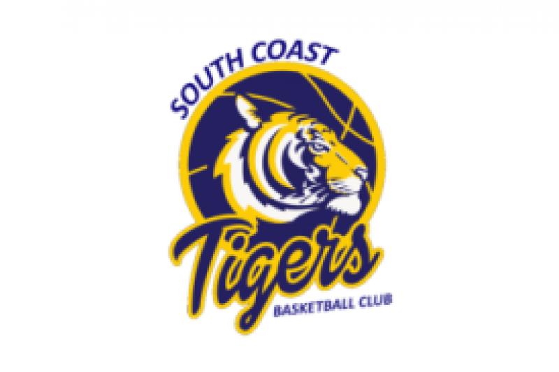 South Coast Tigers logo