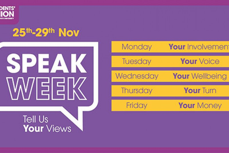 Speak Week
