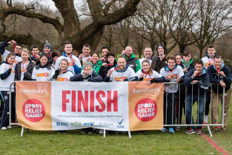 People of Bournemouth go the extra mile for Sport Relief