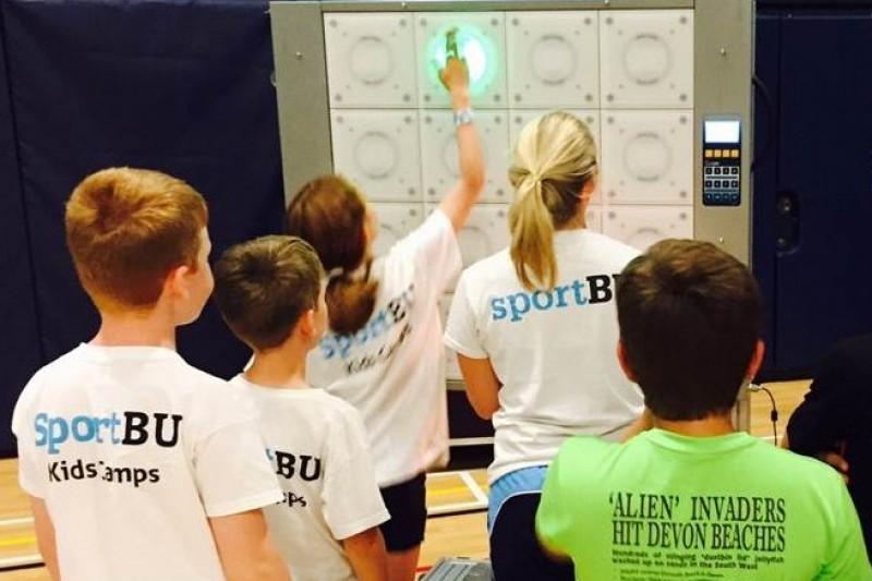 SportBU kids camps