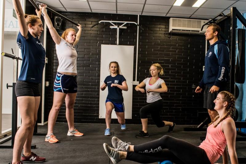 This Girl Can - SportBU activities