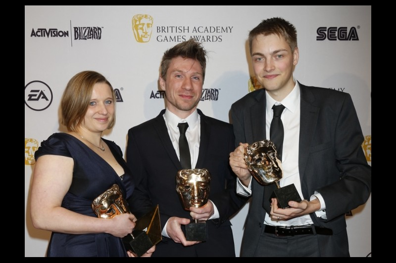 Games BAFTA success for BU alumni