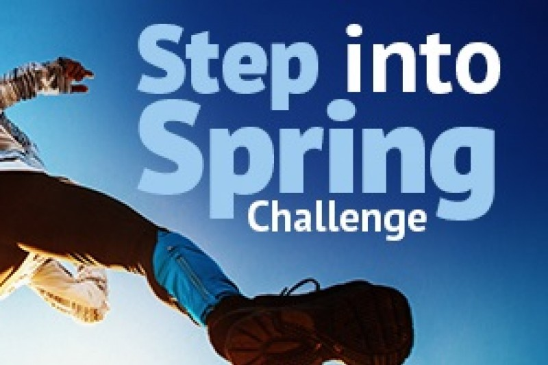 Step into Spring Challenge