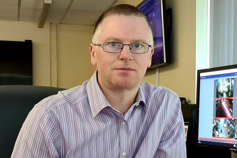 Steve Merritt -  A business studies degree offered him a broad base from which to launch his career.