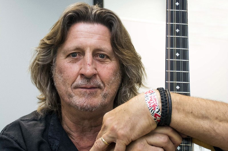 Folk legend Show of Hands' Steve Knightley holds masterclass at BU