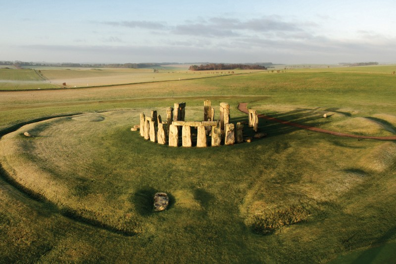 BU academic uncovers history beneath Stonehenge for BBC documentary