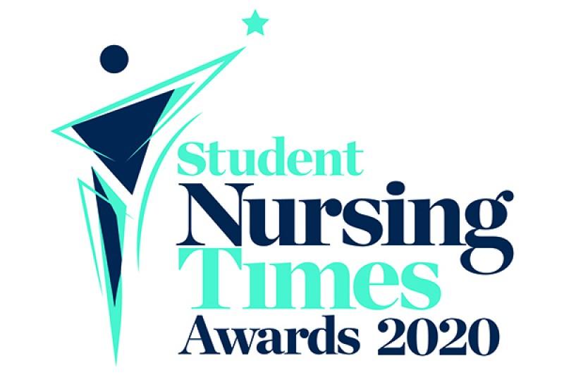 Student Nursing Times Award logo