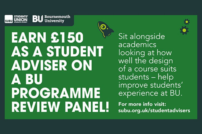 Student Adviser Programme Review Panel