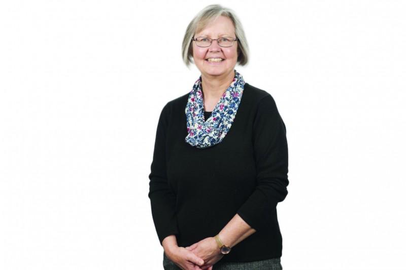 BU's Associate Professor in Midwifery Dr Susan Way awarded a National Teaching Fellowship