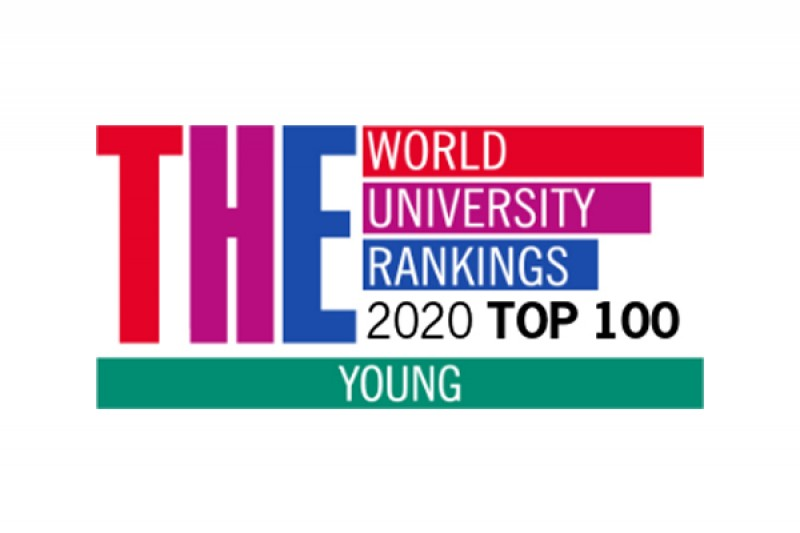 THE Young University Rankings 2020 TOP 100 WEB
