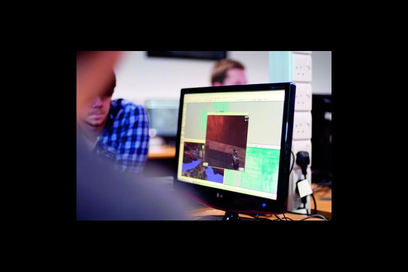 Games Technology at BU