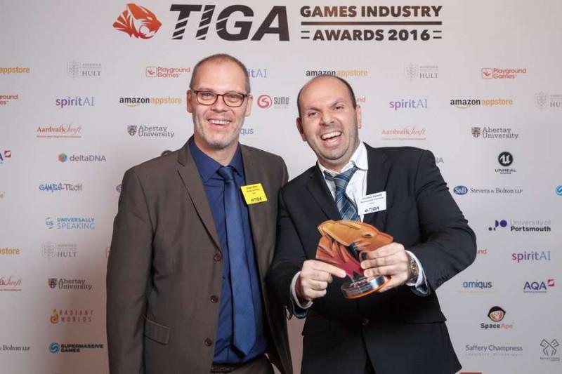 TIGA 2016 win