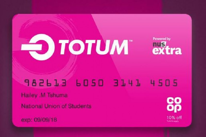 TOTUM – your new NUS extra card