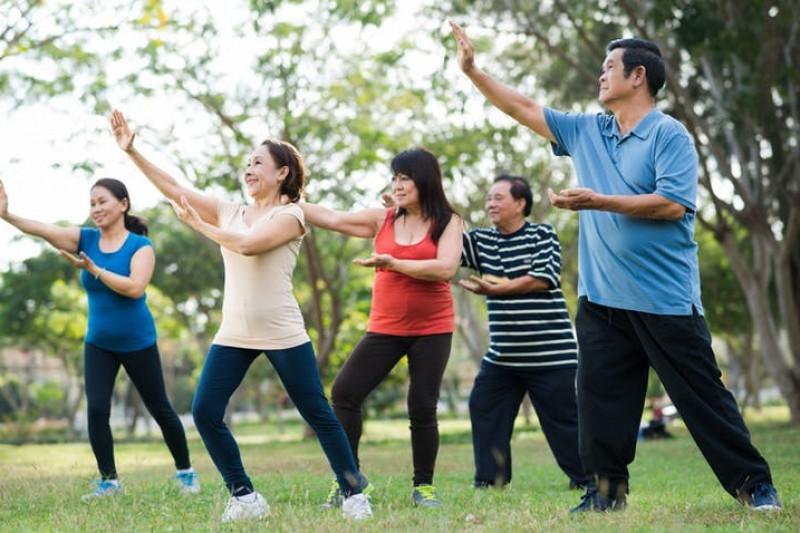 Tai Chi Conversation article