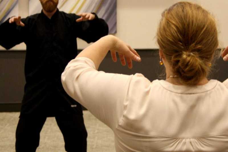 The TACIT Trial - Tai Chi