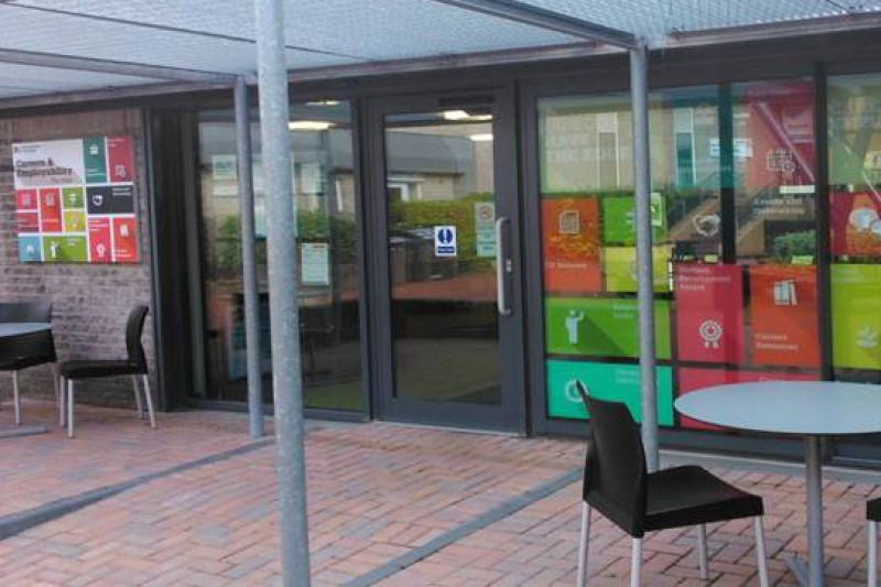 an image of The Edge - careers & employability centre