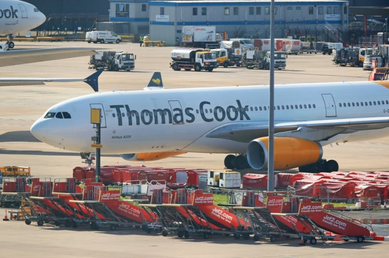 Thomas Cook Conversation article