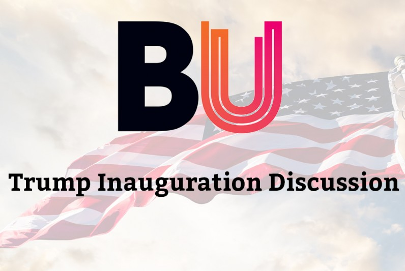 BU panel to discuss Trump's Inauguration on Facebook Live