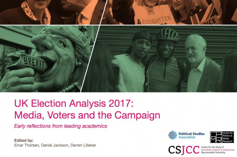UK Election Analysis 2017 cover