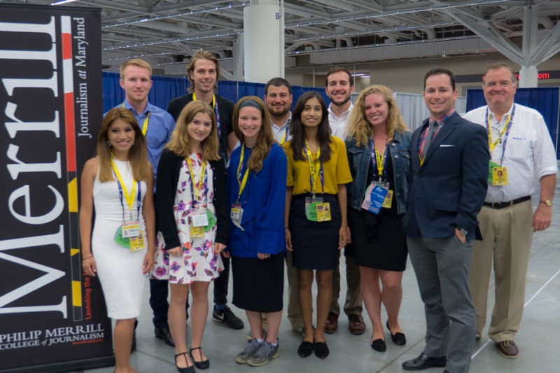 BU students head to US to cover Republican and Democratic National Conventions in Cleveland and Philadelphia