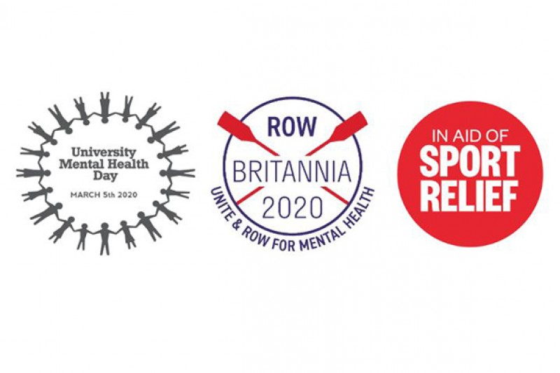 University mental health day - Row Britannia