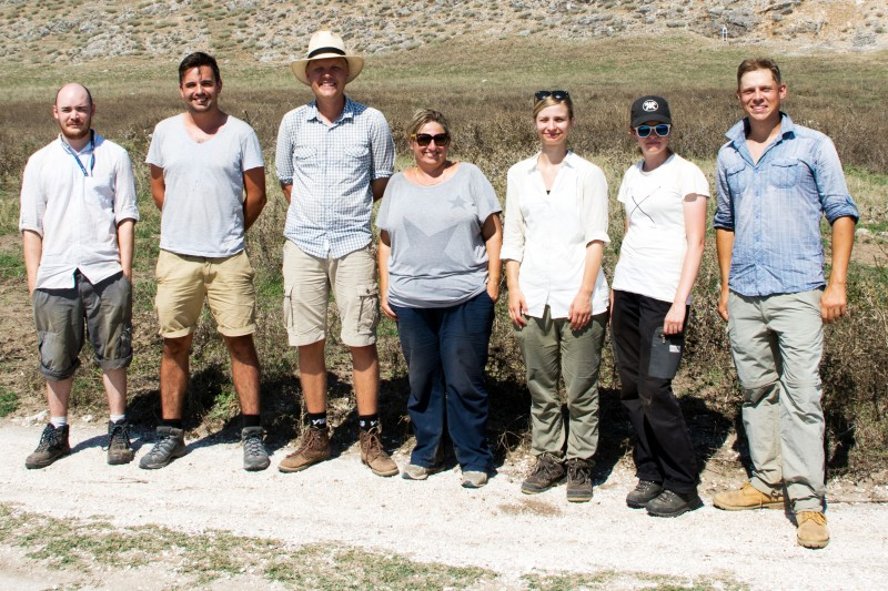 Vlochos project team
