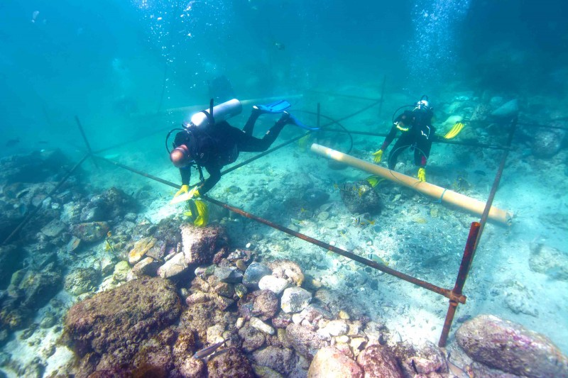 Esmeralda shipwreck excavation web
