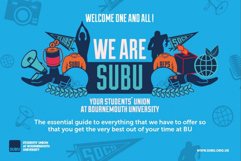 SUBU Welcome Guide 2017 - promo