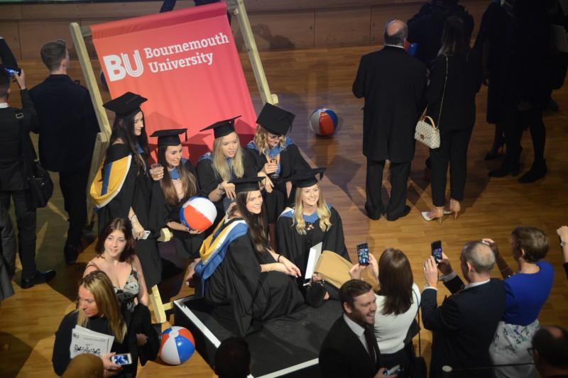 Faculty of Media & Communication graduation 2018