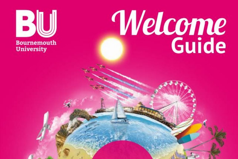 Front cover image of September 2021 Welcome Guide
