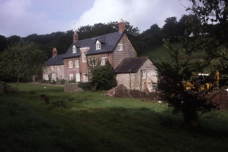 Woolcombe Farmhouse 1997