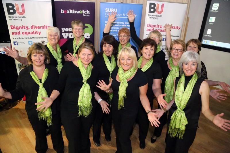 WMHD - choir