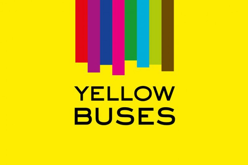 Yellow buses logo