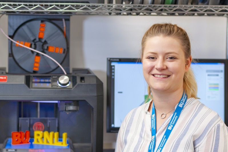 RNLI project for BU graduate turned researcher