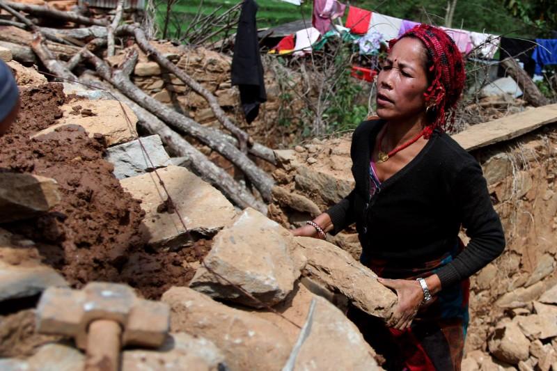 Aftershock Nepal