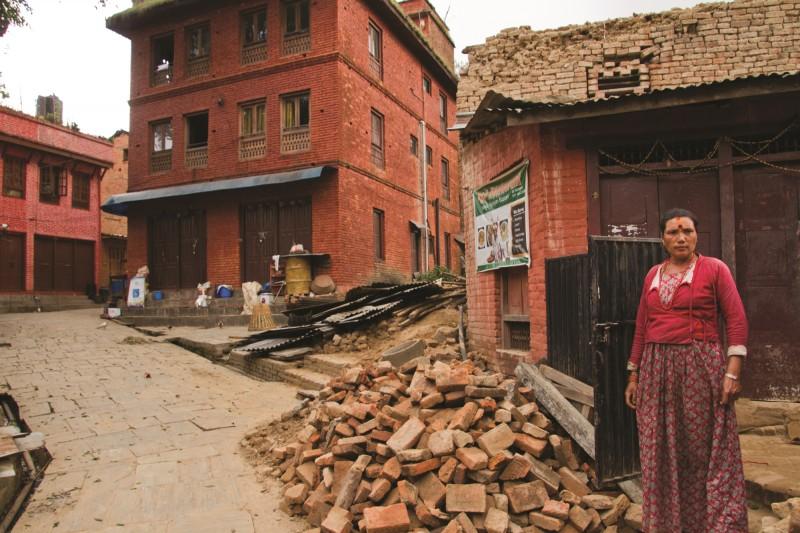 Nepalese earthquake