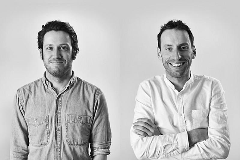 Ben Lankester and Matt Hopkins
