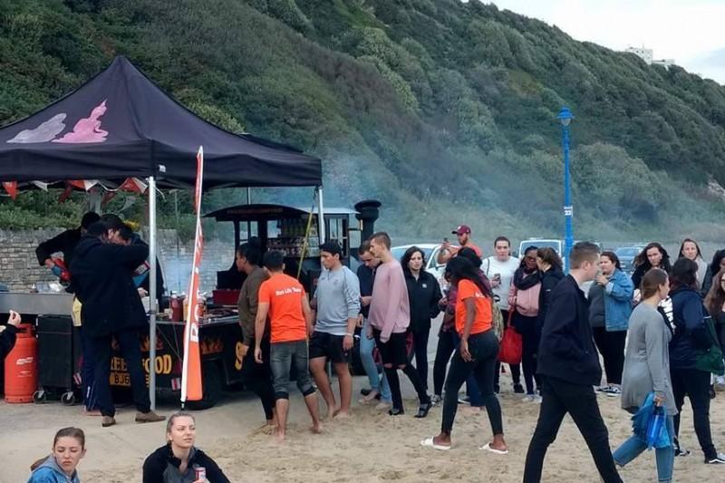 The BIG Beach BBQ Fiesta