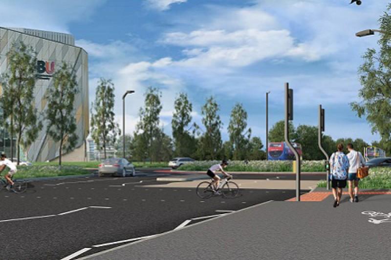 Boundary Roundabout visualisation