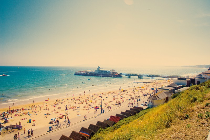 bournemouth beach pier