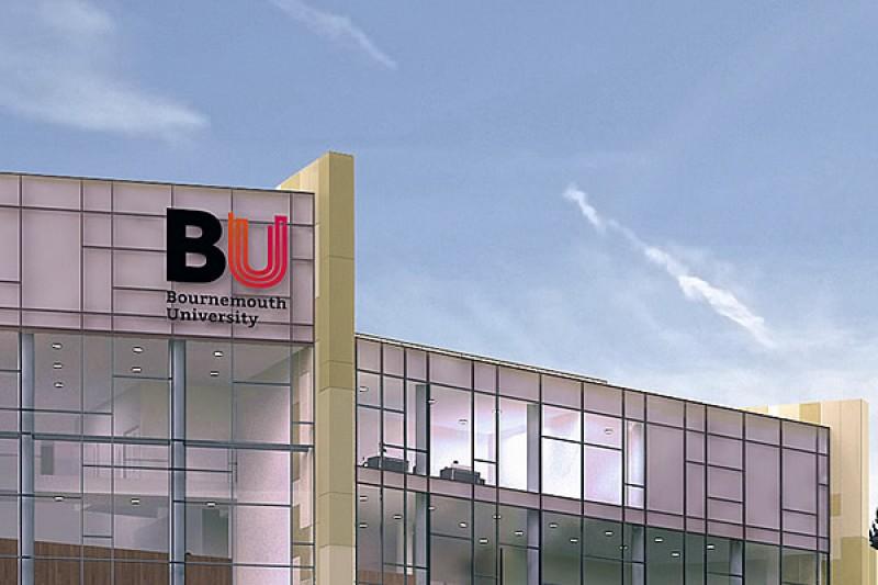 Bournemouth HSS gateway building