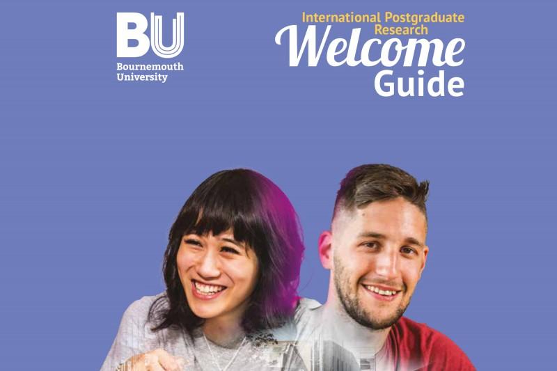 BU Welcome Guide 2019 - International Postgraduate Research