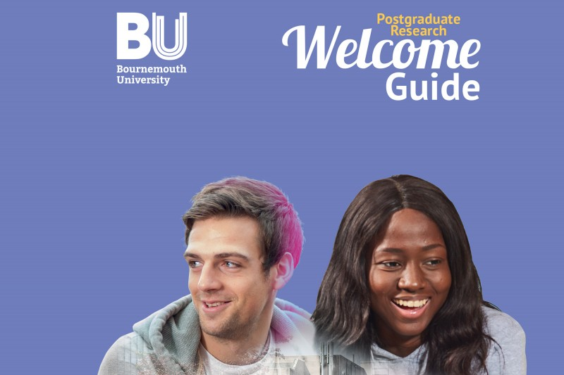 BU Welcome Guide 2019/20: Postgraduate Research