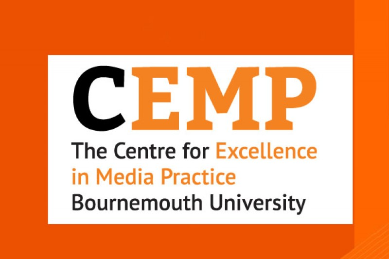 Centre for Excellence in Media Practice hero