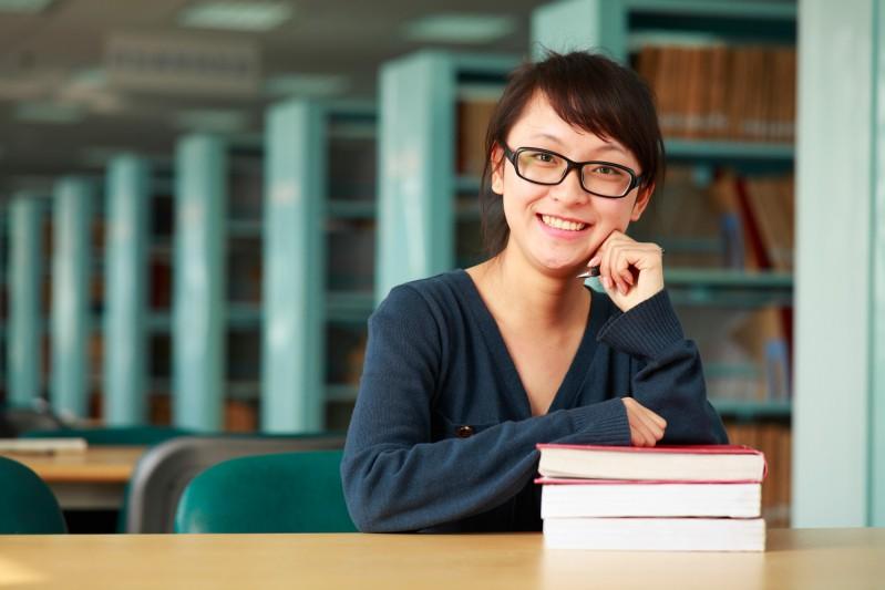 International student library
