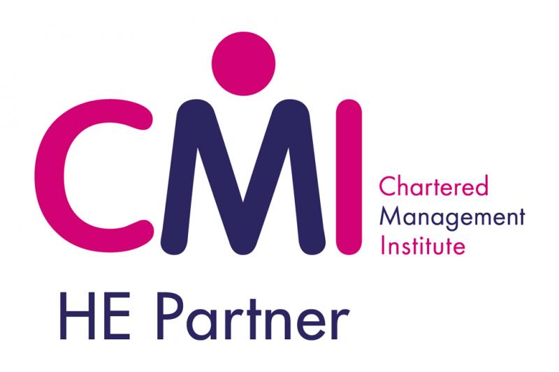 CMI accreditation logo