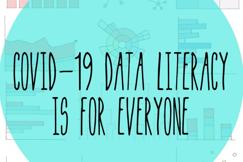 COVID-19 Data Literacy is for Everyone cover image
