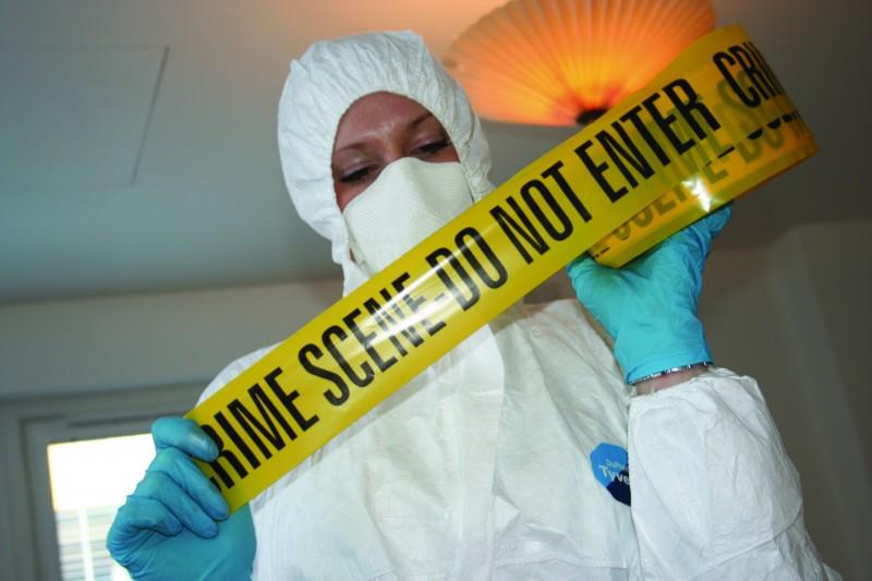 Crime scene training facility