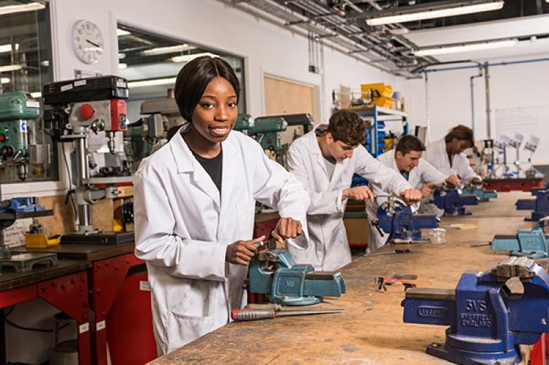 Innovation Centre students