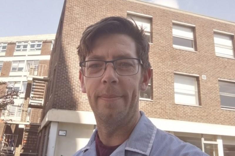 Daniel Fry BSc (Hons) Adult Nursing student